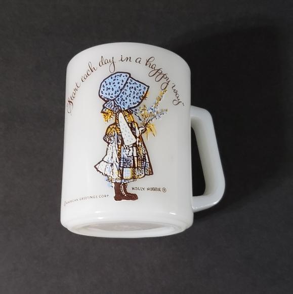 Vintage Federal Holly Hobbie Mug 1972